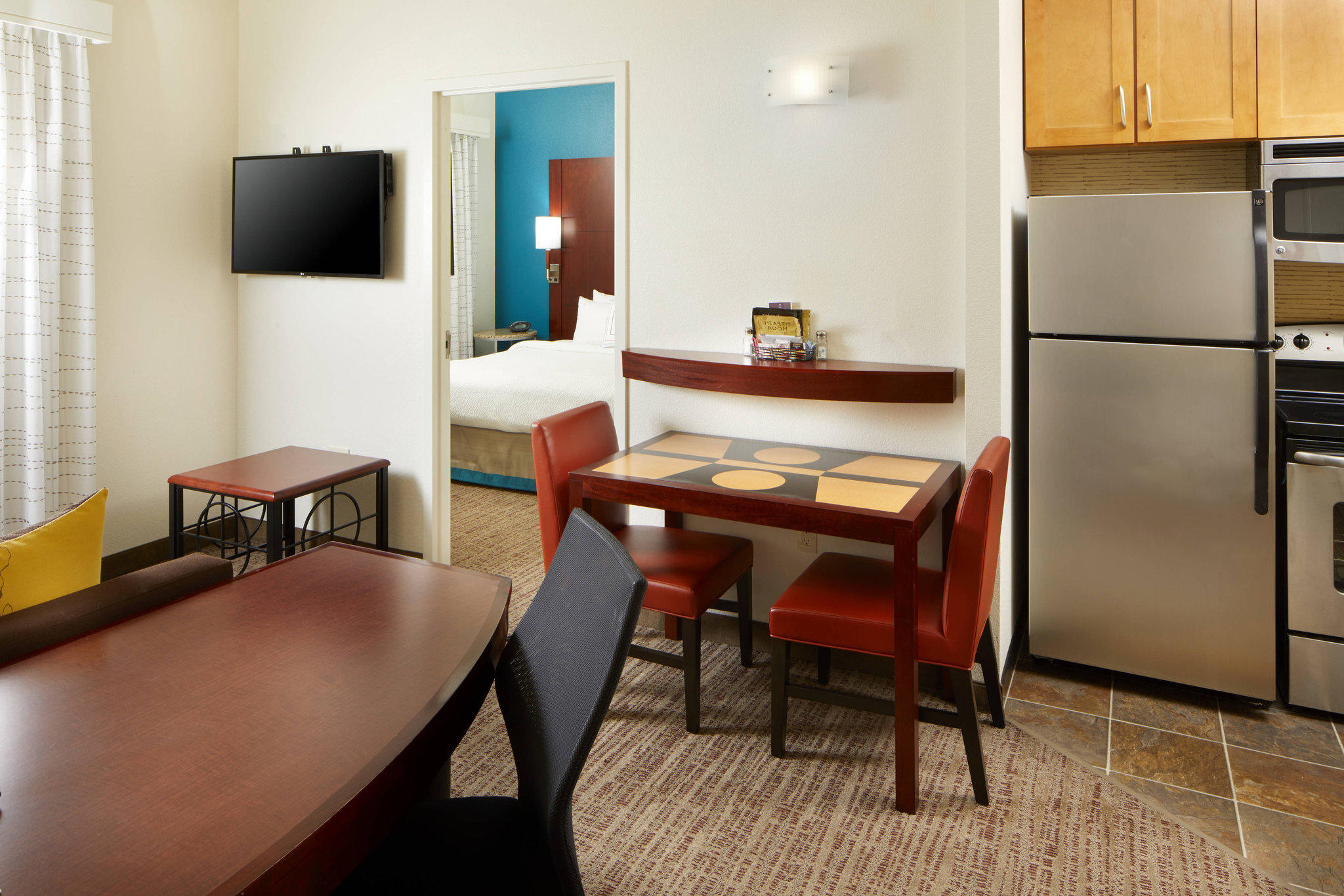 Residence Inn By Marriott San Antonio Six Flags 174 At The