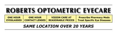 Roberts Kirk S - Lake Forest, CA - Optometrists