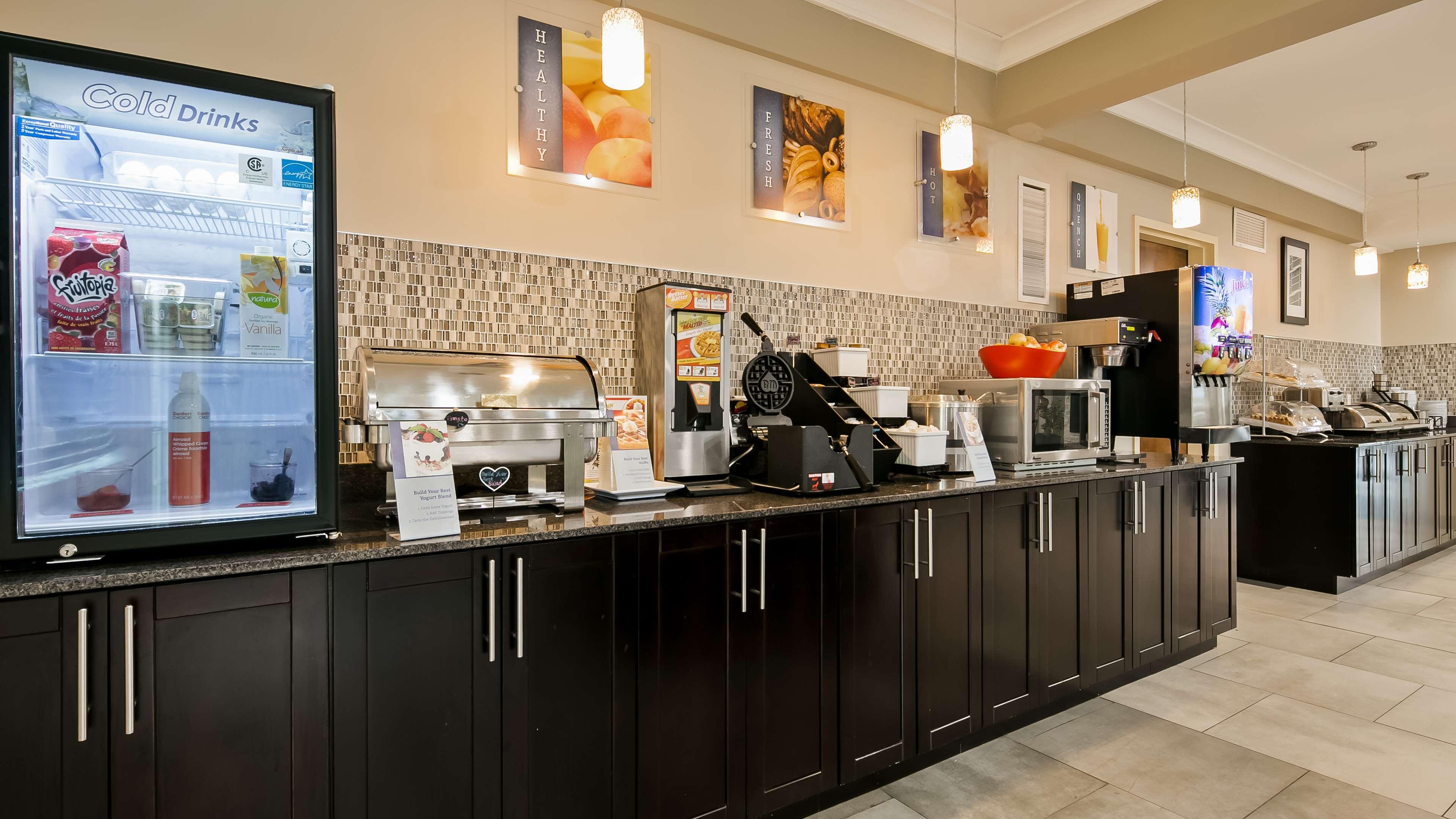 Best Western Plus Fort Saskatchewan Inn & Suites