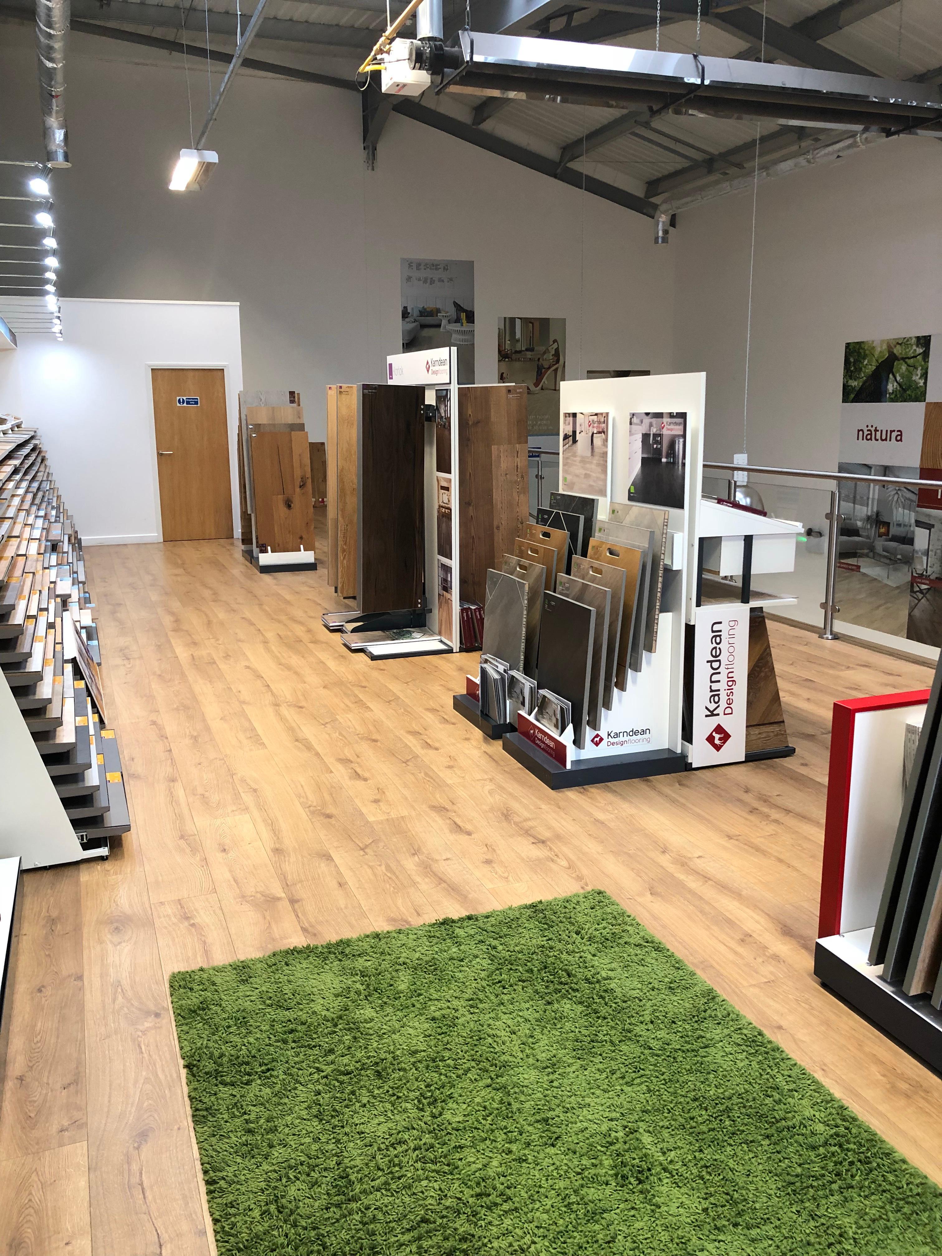 Flooring Supplies Edmonton