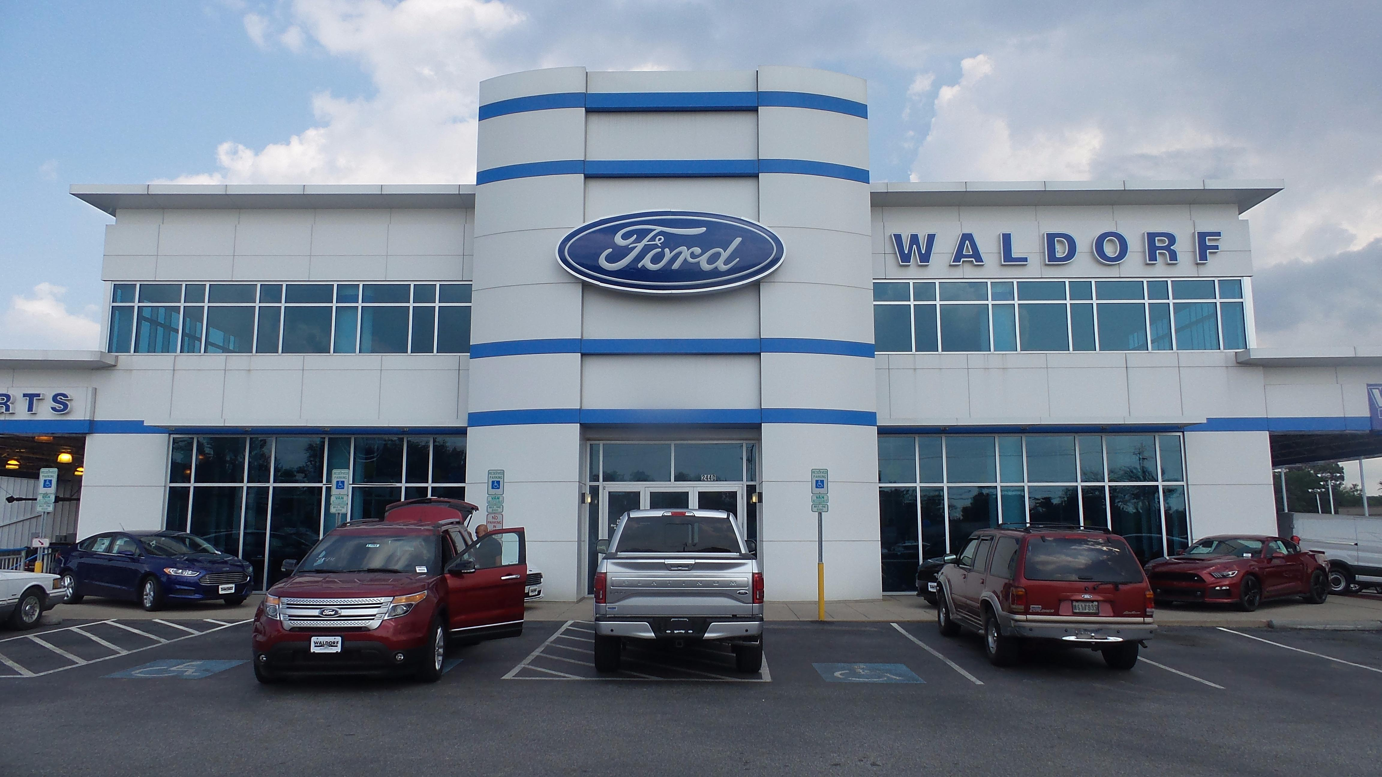 waldorf ford in waldorf md auto dealers yellow pages directory inc. Black Bedroom Furniture Sets. Home Design Ideas
