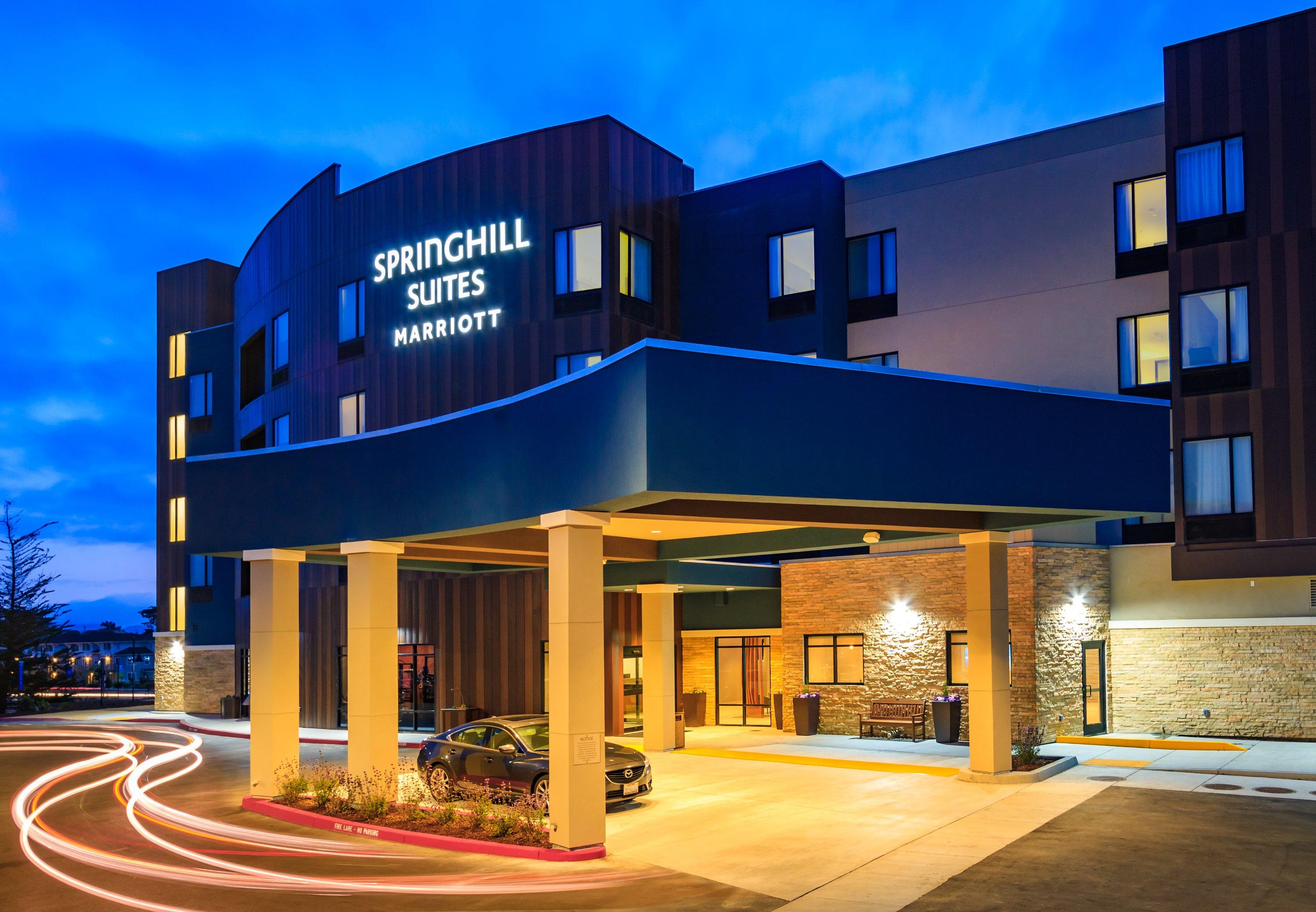 SpringHill Suites by Marriott The Dunes On Monterey Bay - Marina, CA 93933 - (831)718-8540 | ShowMeLocal.com