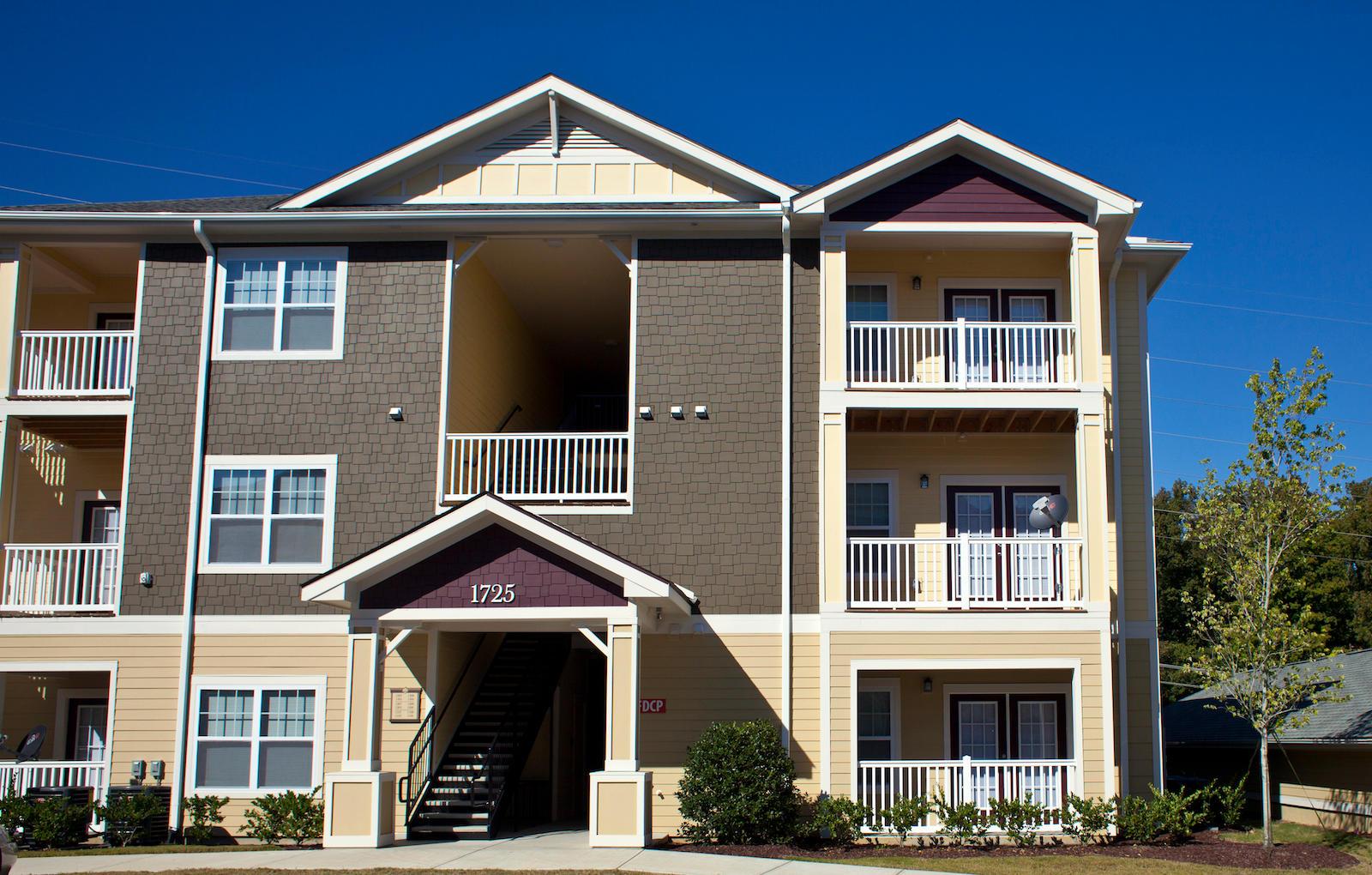 Apartments On Mallard Creek Rd