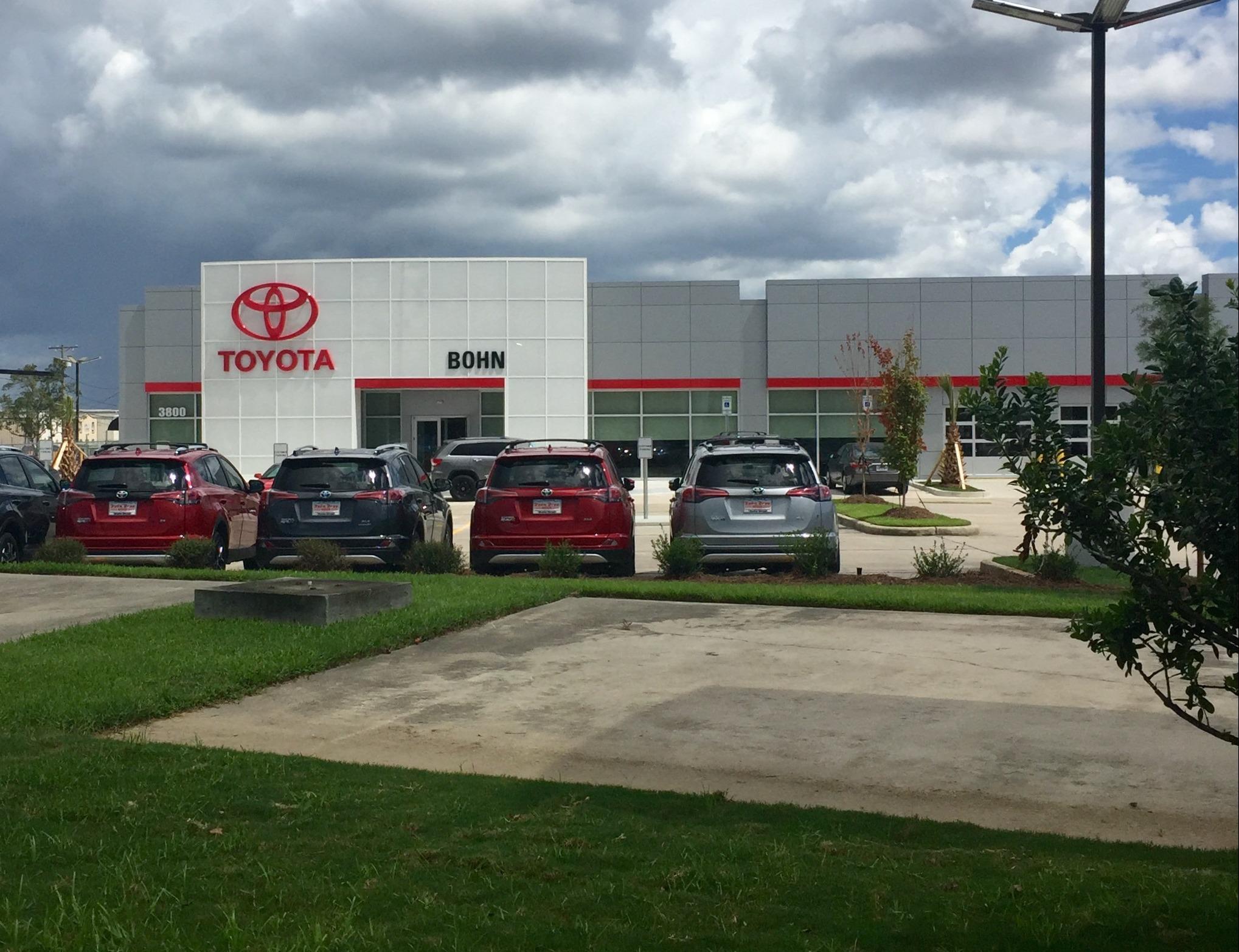 Bohn Toyota in Harvey, LA 70058 - ChamberofCommerce.com