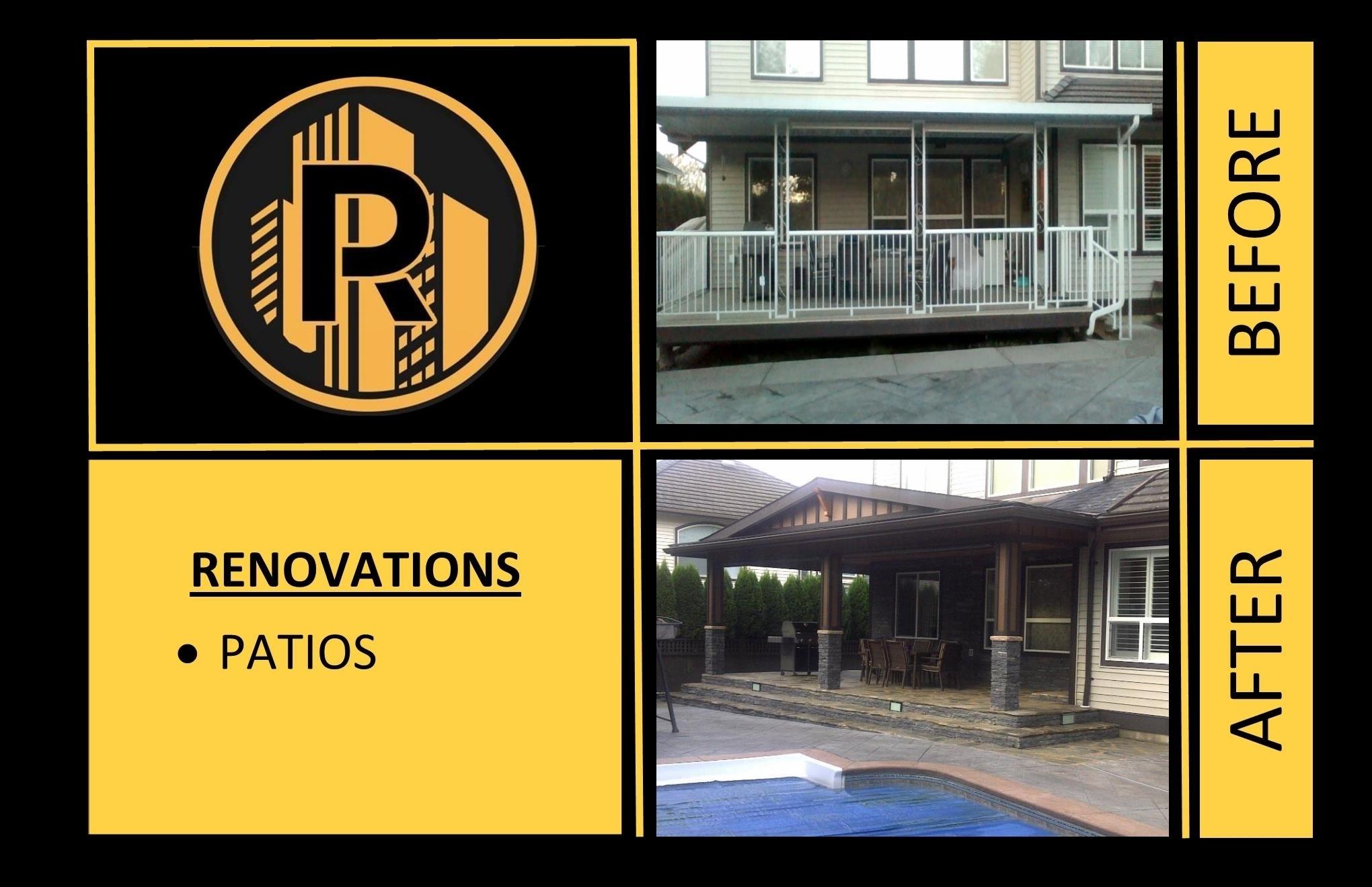 Raudales Enterprise LTD in Vancouver: General Contracting Pools Patios Renovations Modernization Exteriors