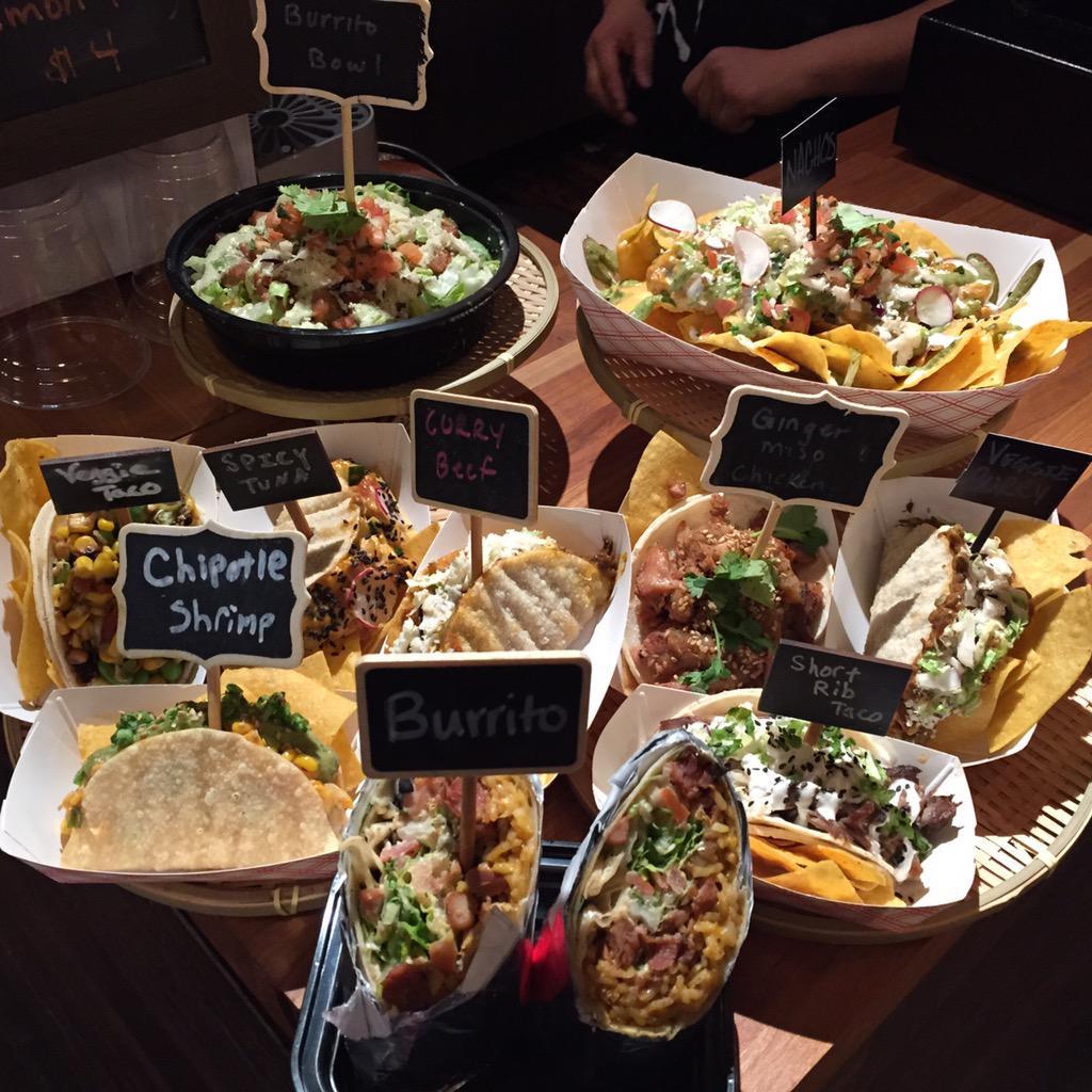 Takumi taco in new york ny 10169 for 22 thai cuisine maiden lane