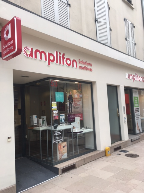 Amplifon Courbevoie Gare