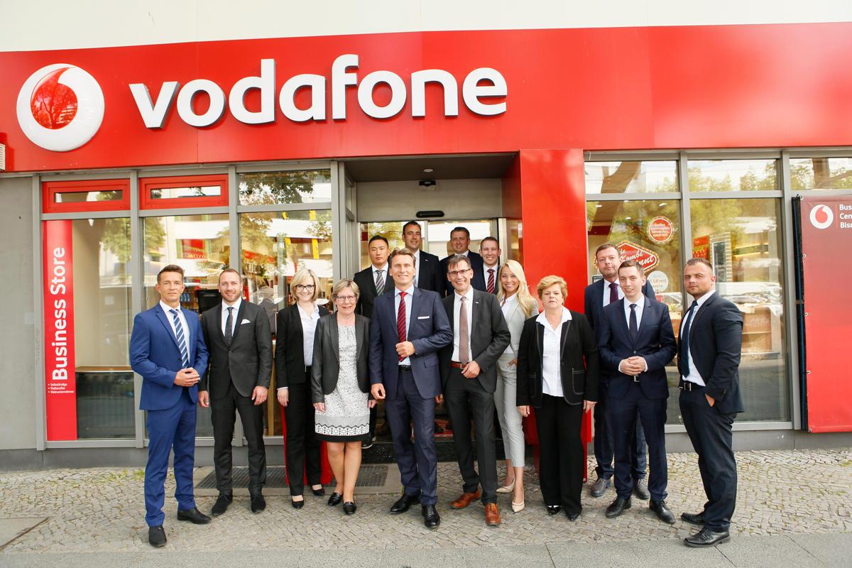 Vodafone Business Center Berlin