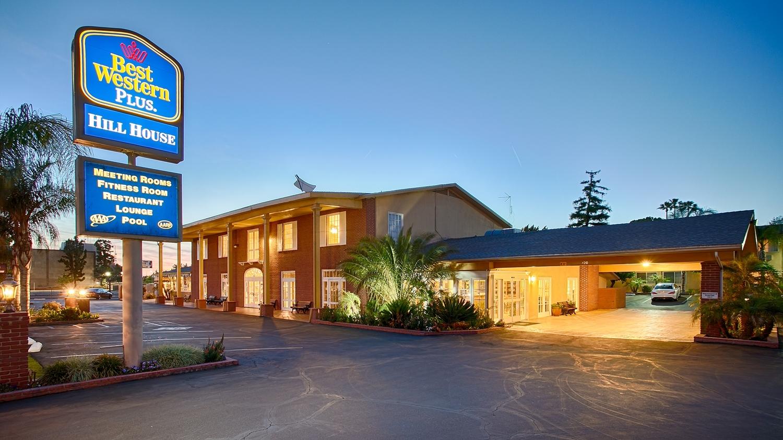 Hotels Near Bakersfield Ca