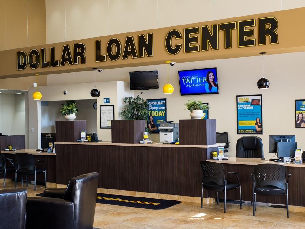 Dollar Loan Center - Check Cashing/Pay-day Loans - 130 W ...