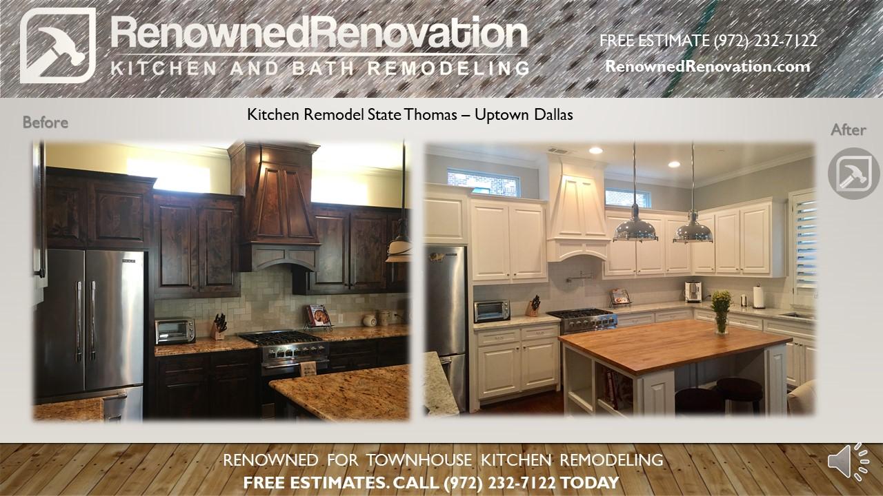Renowned Renovation Dallas Texas Tx