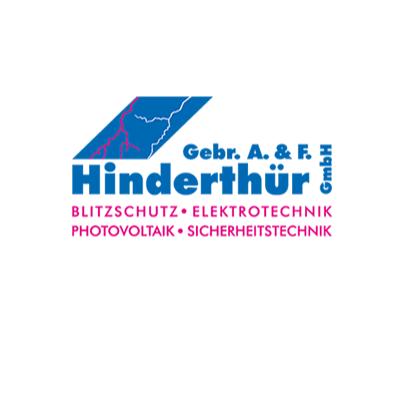 Bild zu Gebr. A. & F. Hinderthür GmbH in Talheim am Neckar