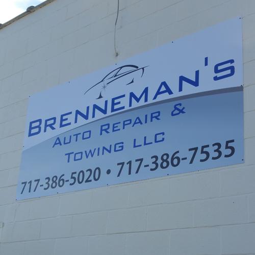 Brenneman's Auto Repair & Towing LLC