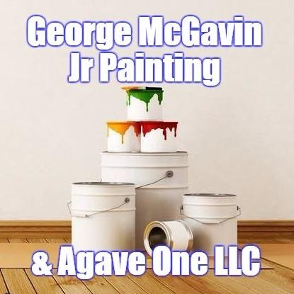George McGavin Jr Painting & Agave One LLC