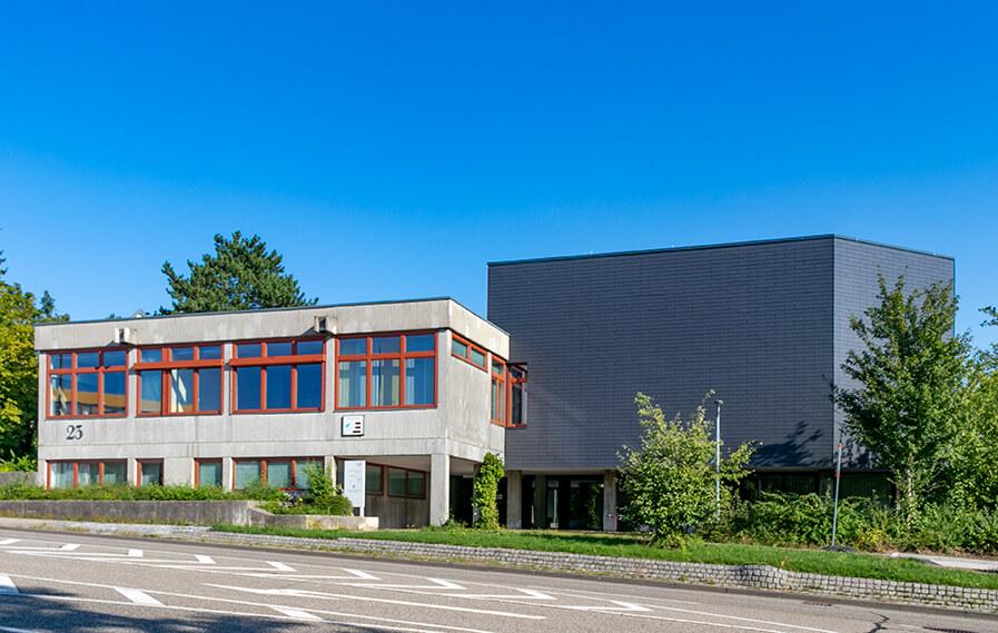 Haus der Begegnung - Evangelische Gesamtkirchengemeinde Leonberg