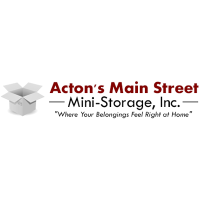 Acton's Main Street Mini-Storage Inc
