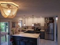 Kitchen lighting upgrades in Spokane, WA