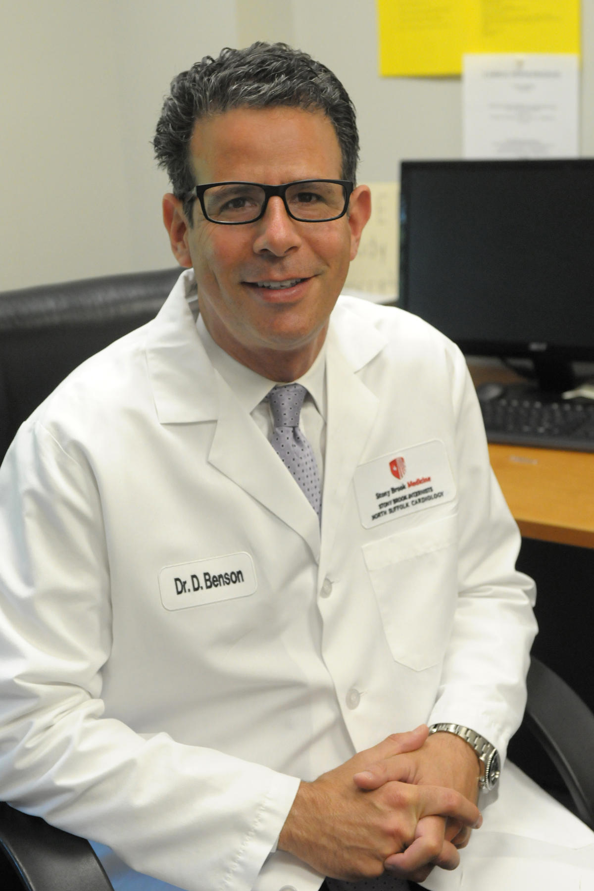 David Benson, MD