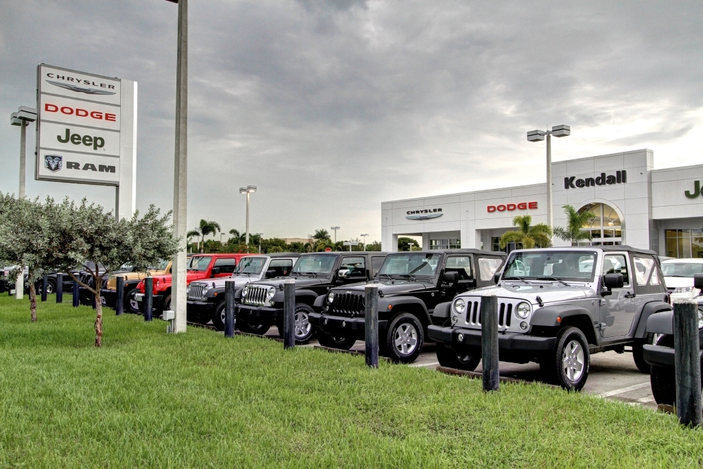Kendall Dodge Chrysler Jeep Ram Miami Florida