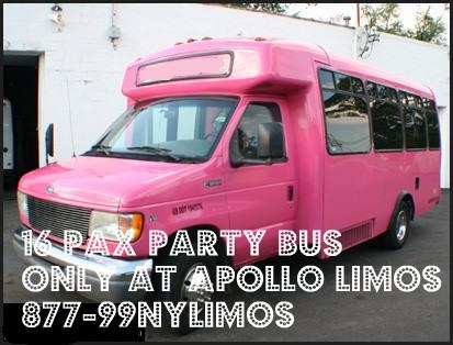 Apollo Limos & Party Buses