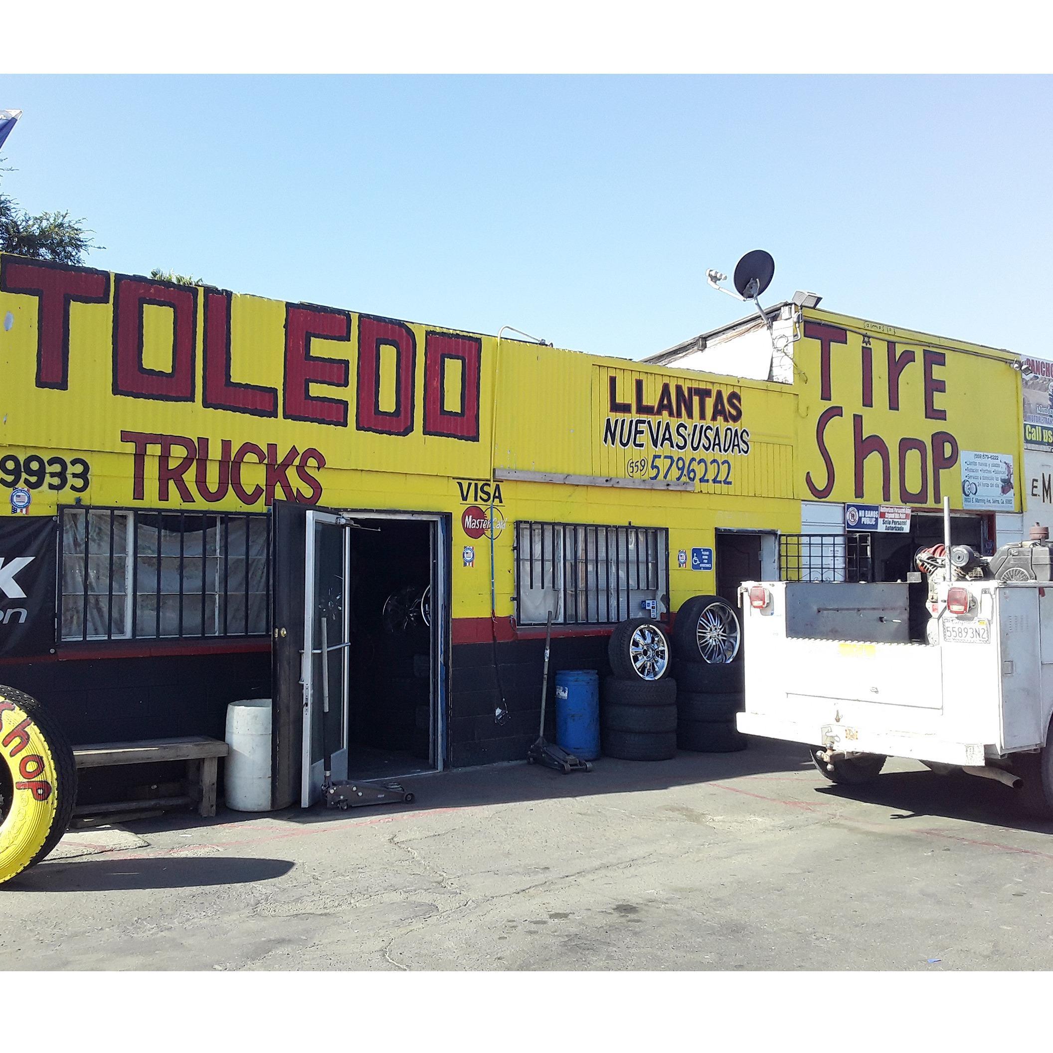 Toledo Tire Shop & Service - Selma, CA 93662 - (559)579-6222 | ShowMeLocal.com