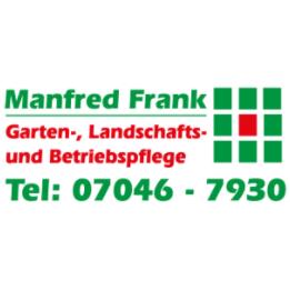 Bild zu Manfred Frank Garten- und Landschaftsbau in Pfaffenhofen in Württemberg