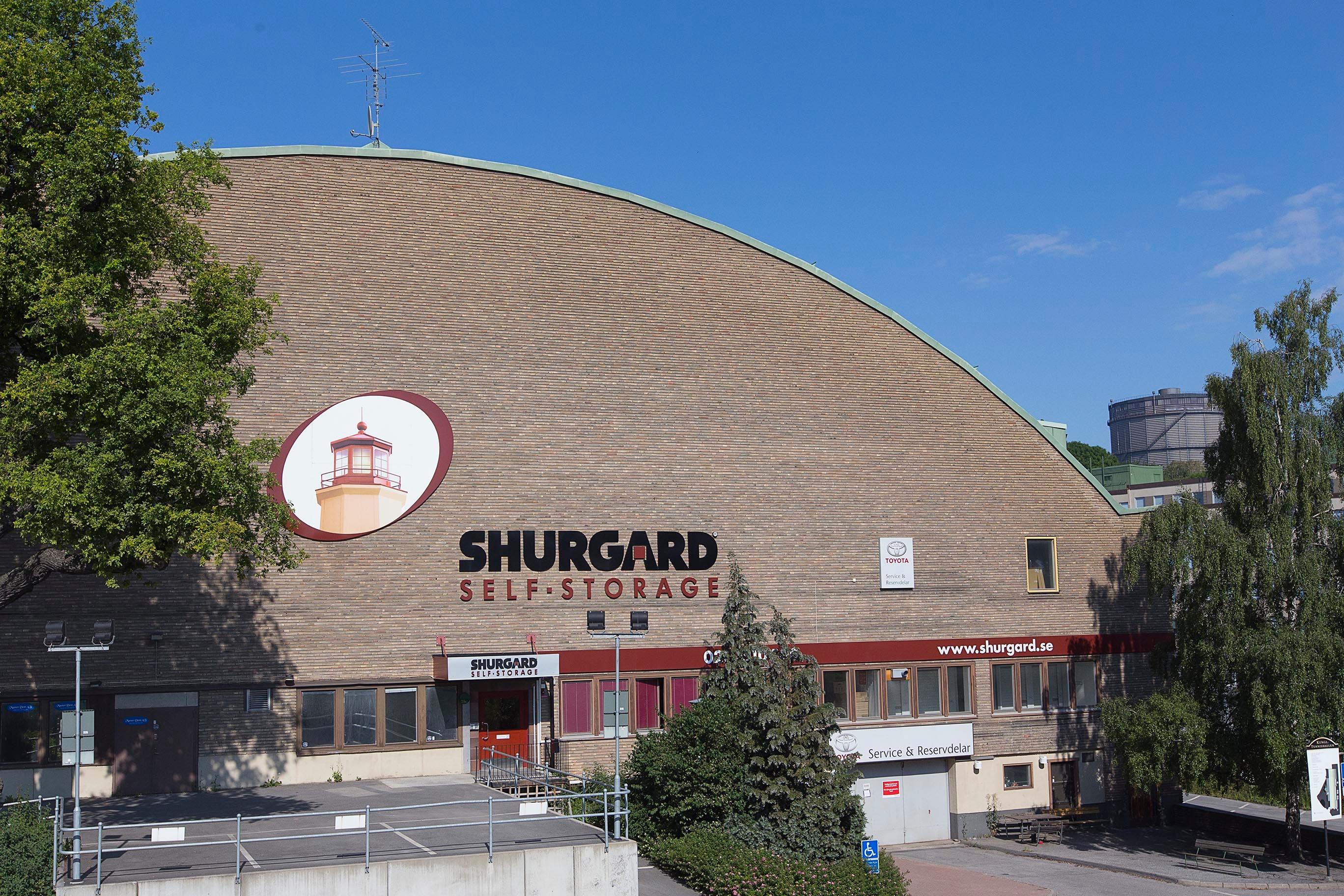 Shurgard Self Storage Stockholm-Kungliga Tennishallen