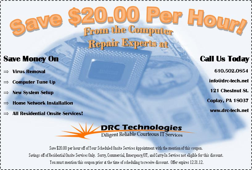 DRC Technologies