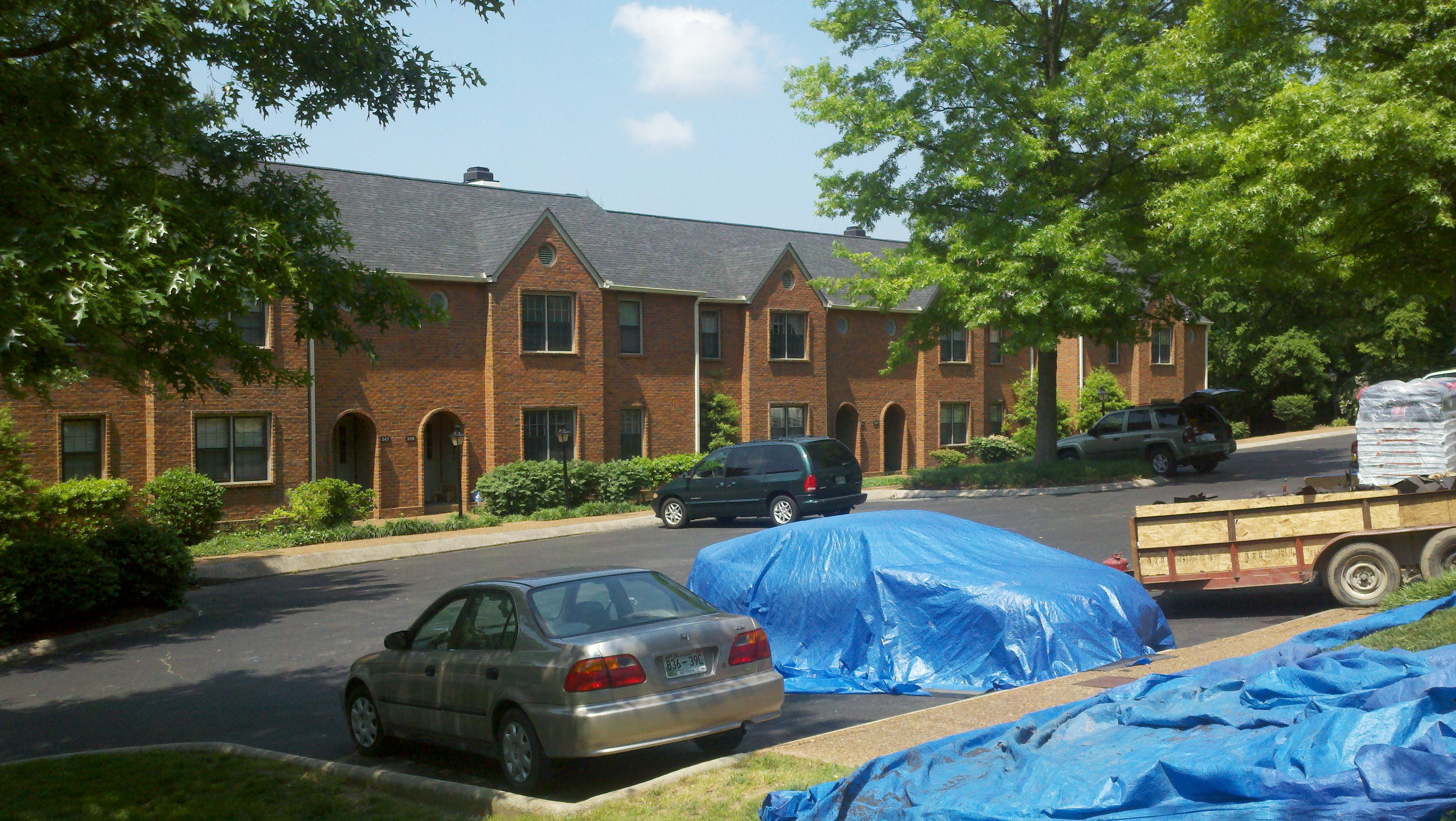 Professional Roofers Inc Franklin Tennessee Tn