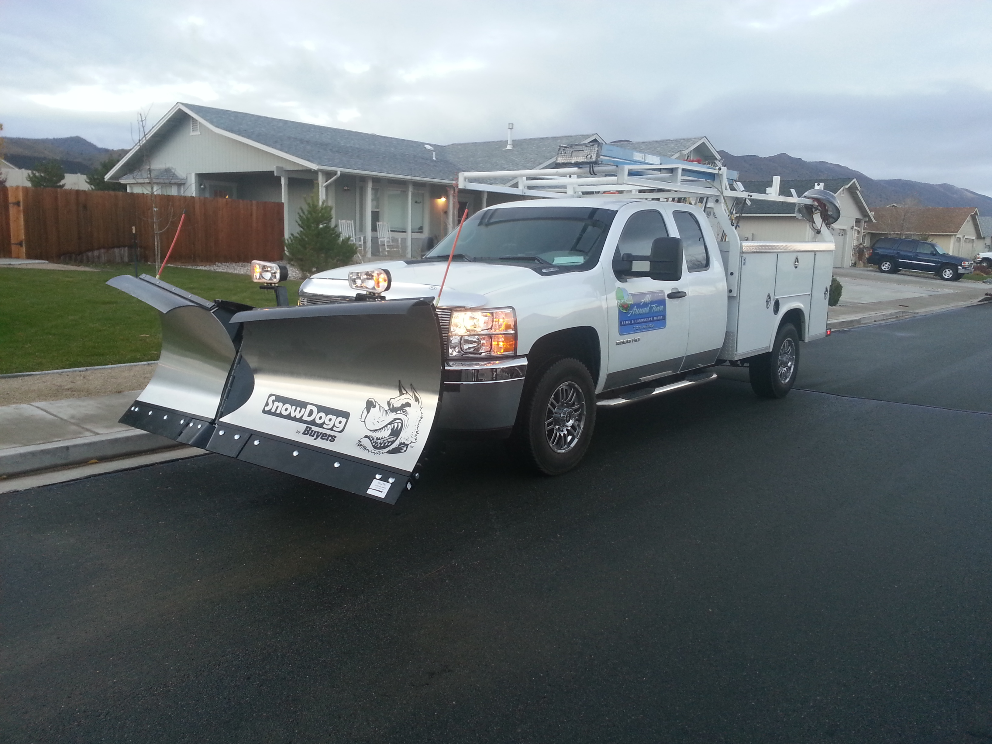 All Around Town Lawn & Landscape Maintenance - Sparks, NV 89431 - (775)721-6789 | ShowMeLocal.com