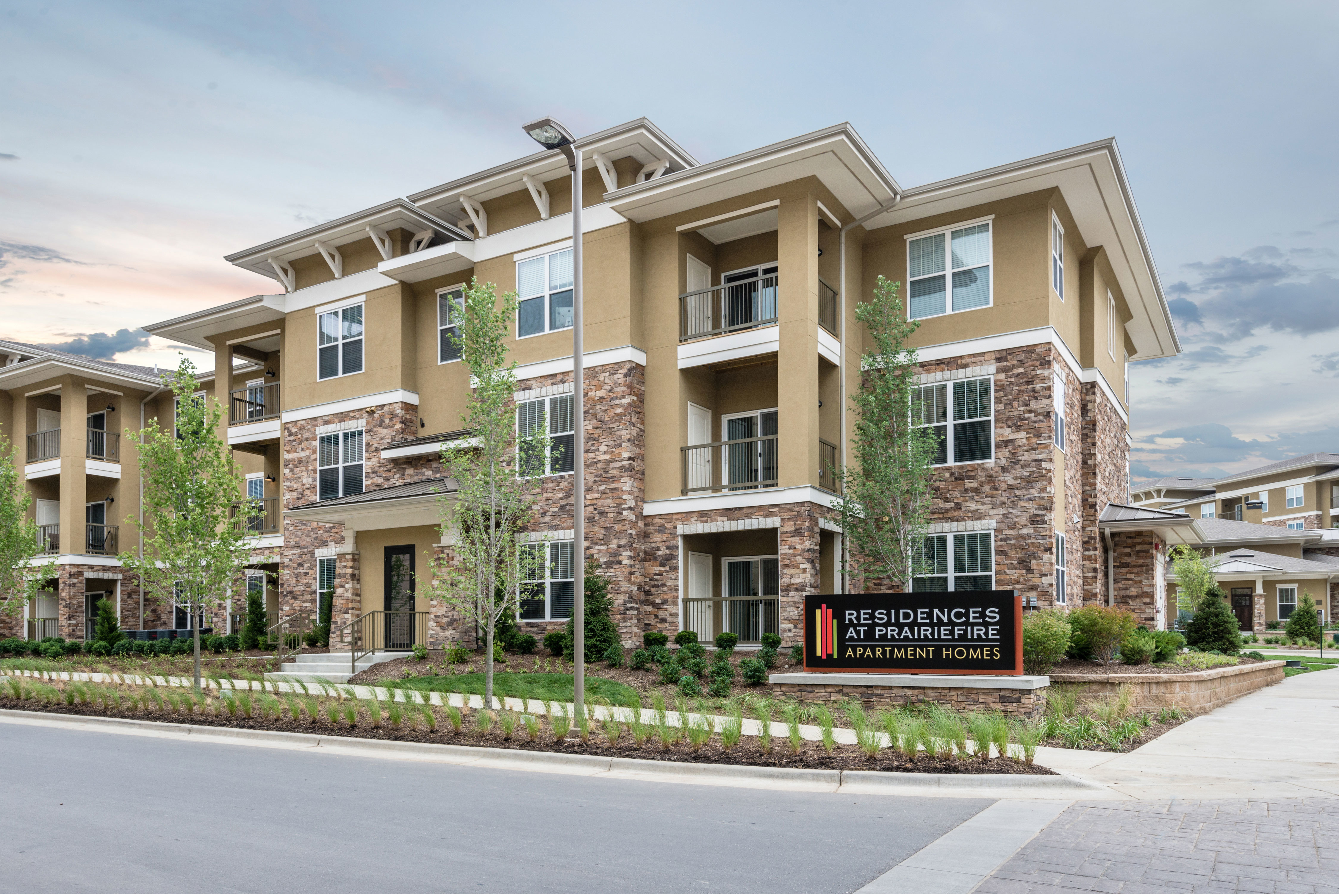residences at prairiefire overland park kansas ks