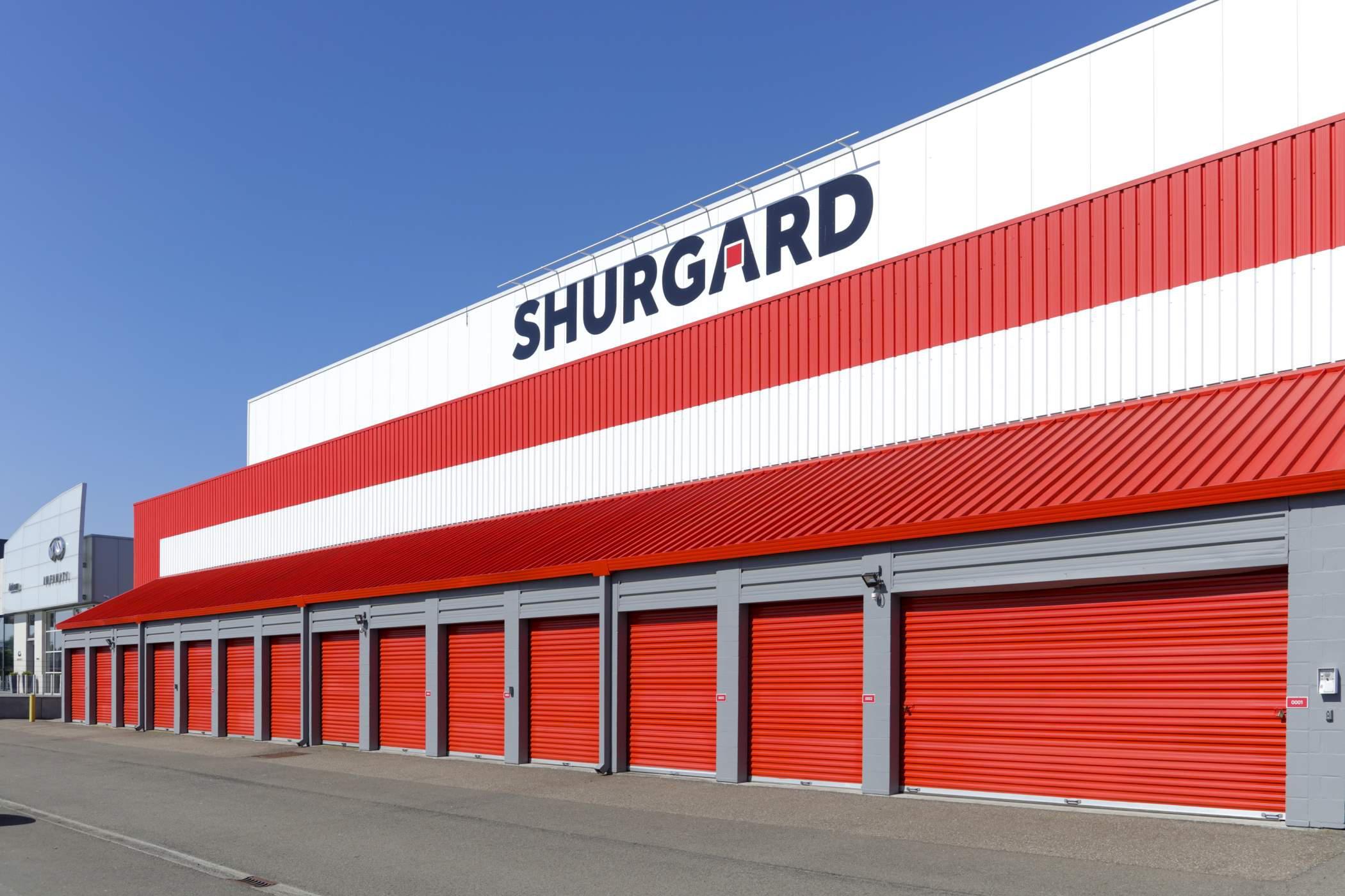 Shurgard Self-Storage Aartselaar
