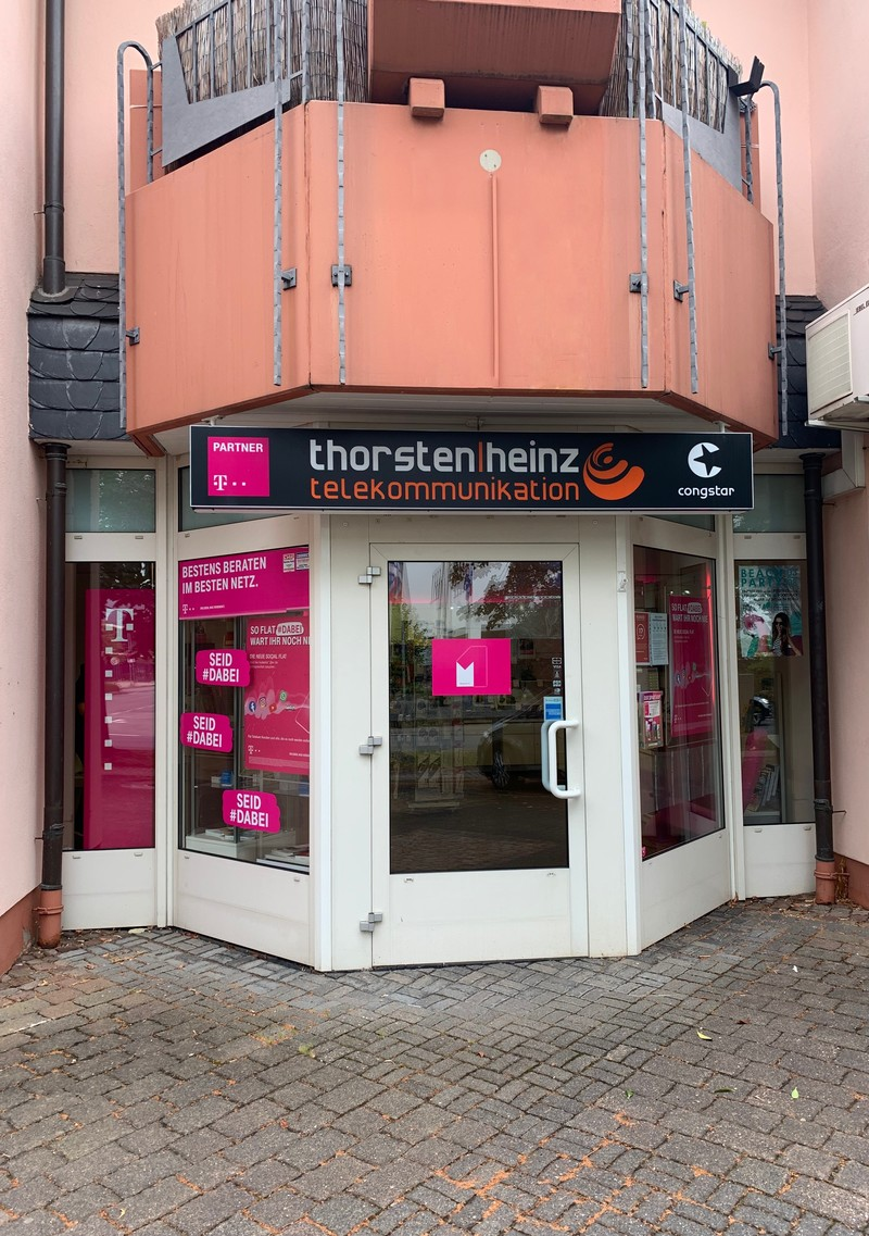 Telekom Partner thorsten heinz Telekommunikation