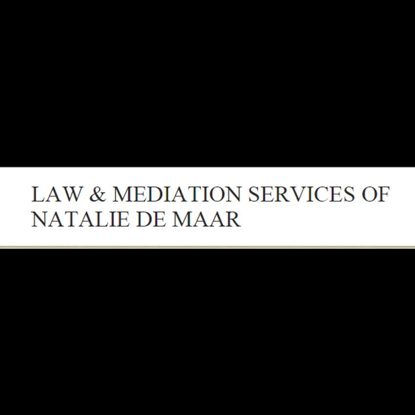 The Law & Mediation Services of Natalie de Maar