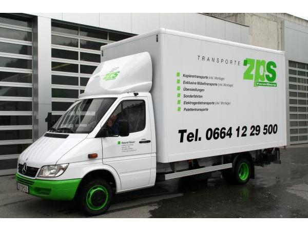 Transporte ZPS-Vlbg. - Roland Moser