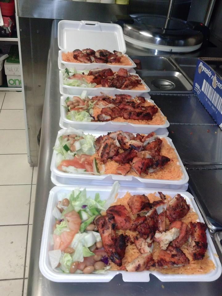 Halal Food Near Me  Hours