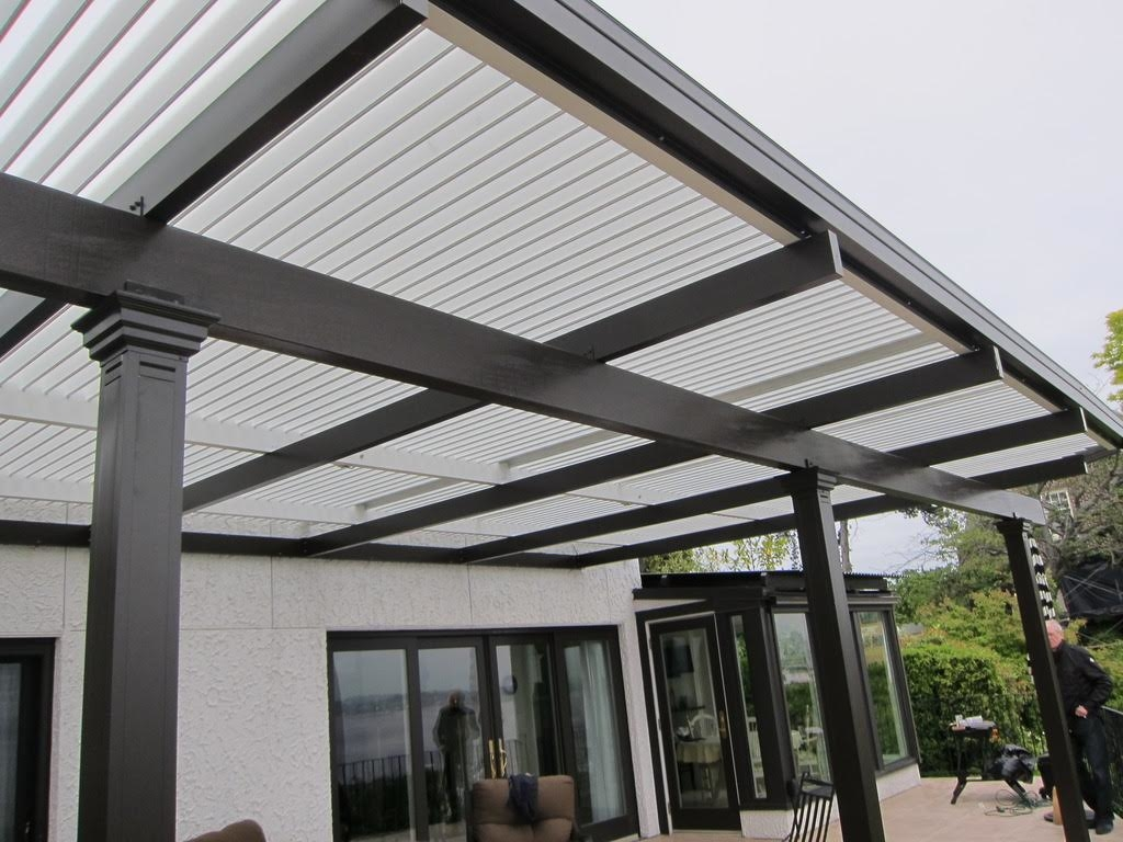 American Louvered Roofs Patio Covers Lake Forest Park