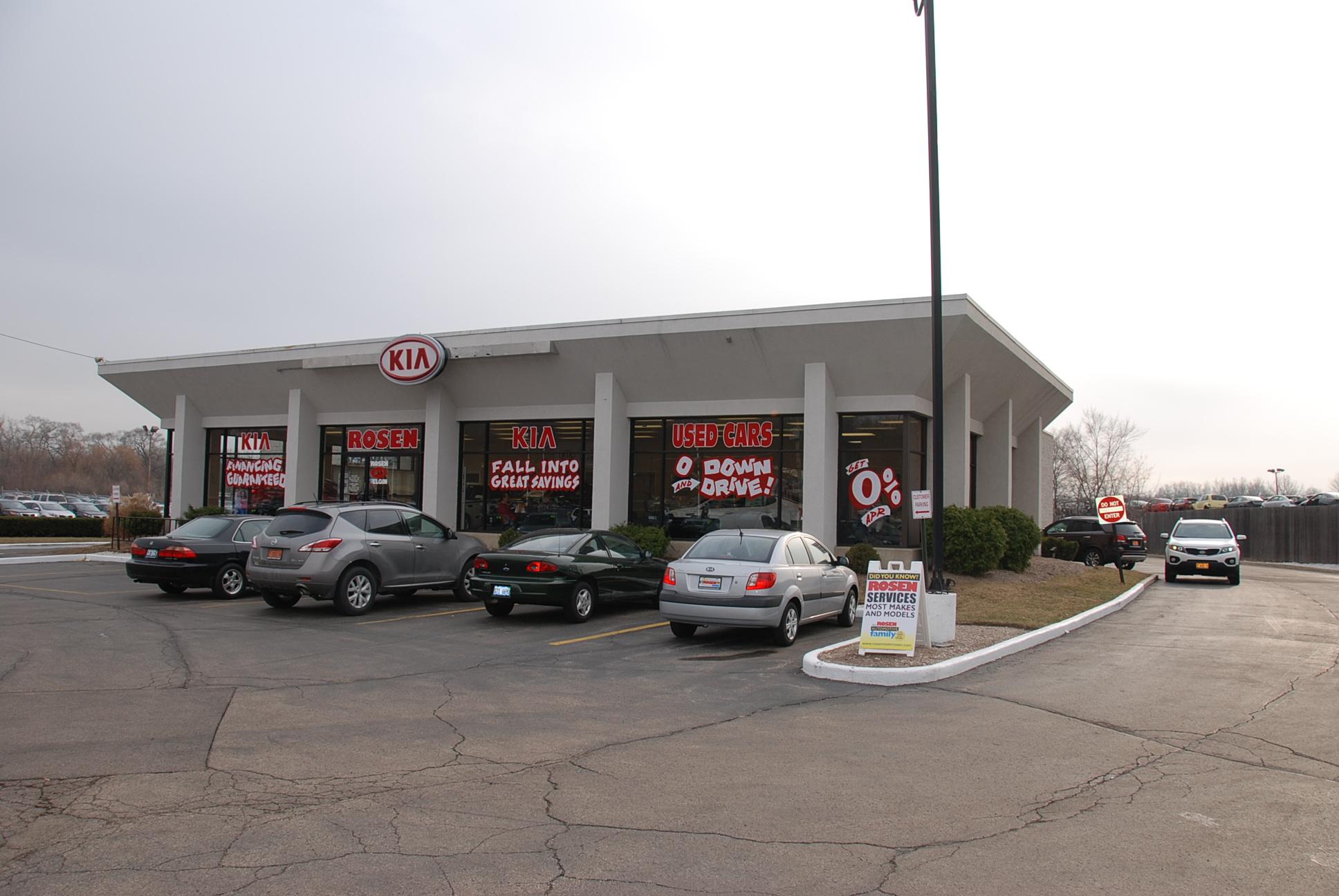 rosen kia of elgin 845 e chicago st elgin il auto dealers mapquest. Black Bedroom Furniture Sets. Home Design Ideas
