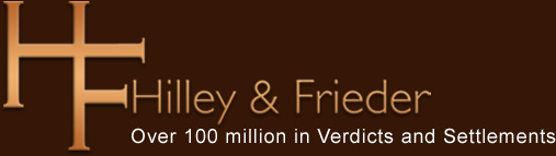 Personal Injury Attorney in GA Atlanta 30326 Hilley & Frieder, P.C. 3379 Peachtree Road Northeast Suite 760 (404)233-6200