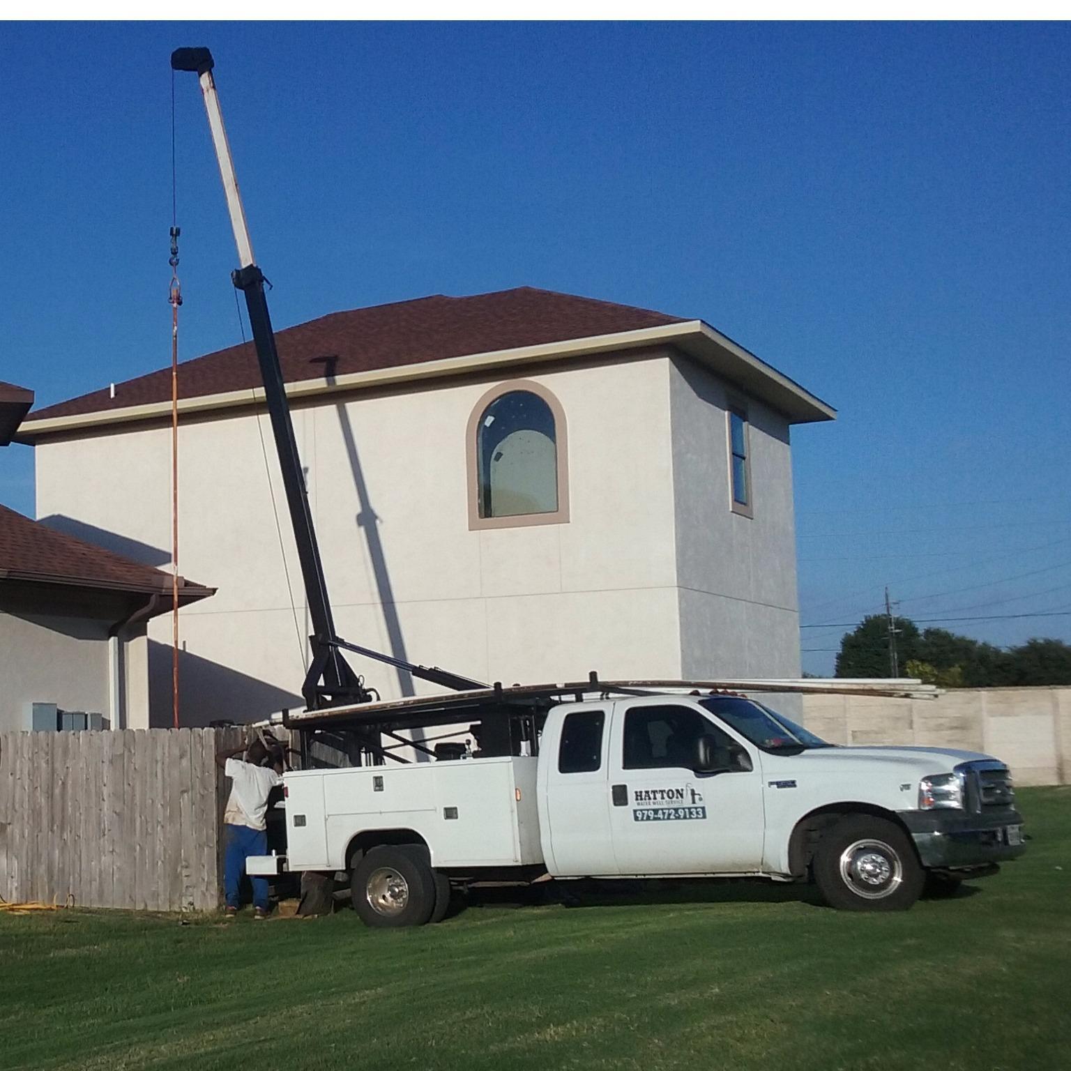 Hatton Water Well Service - Wallis, TX - Well Drilling & Service