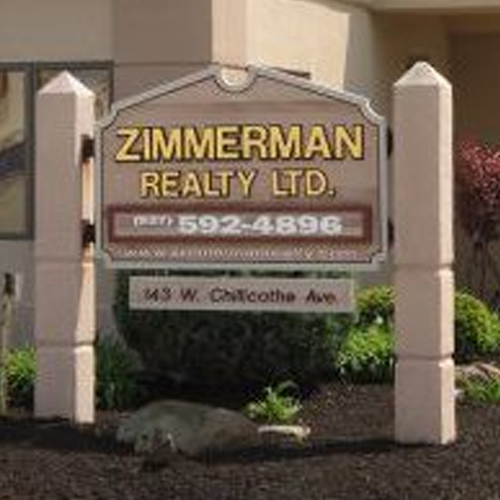 Zimmerman Realty Ltd - Bellefontaine, OH - Real Estate Agents