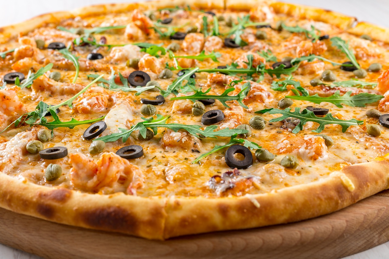PIZZA SPICY ® FINE FOOD