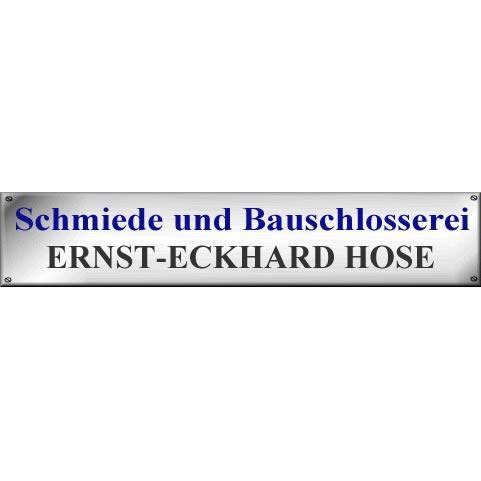 Ernst-Eckhard Hose Schmiede und Bauschlosserei Stapel