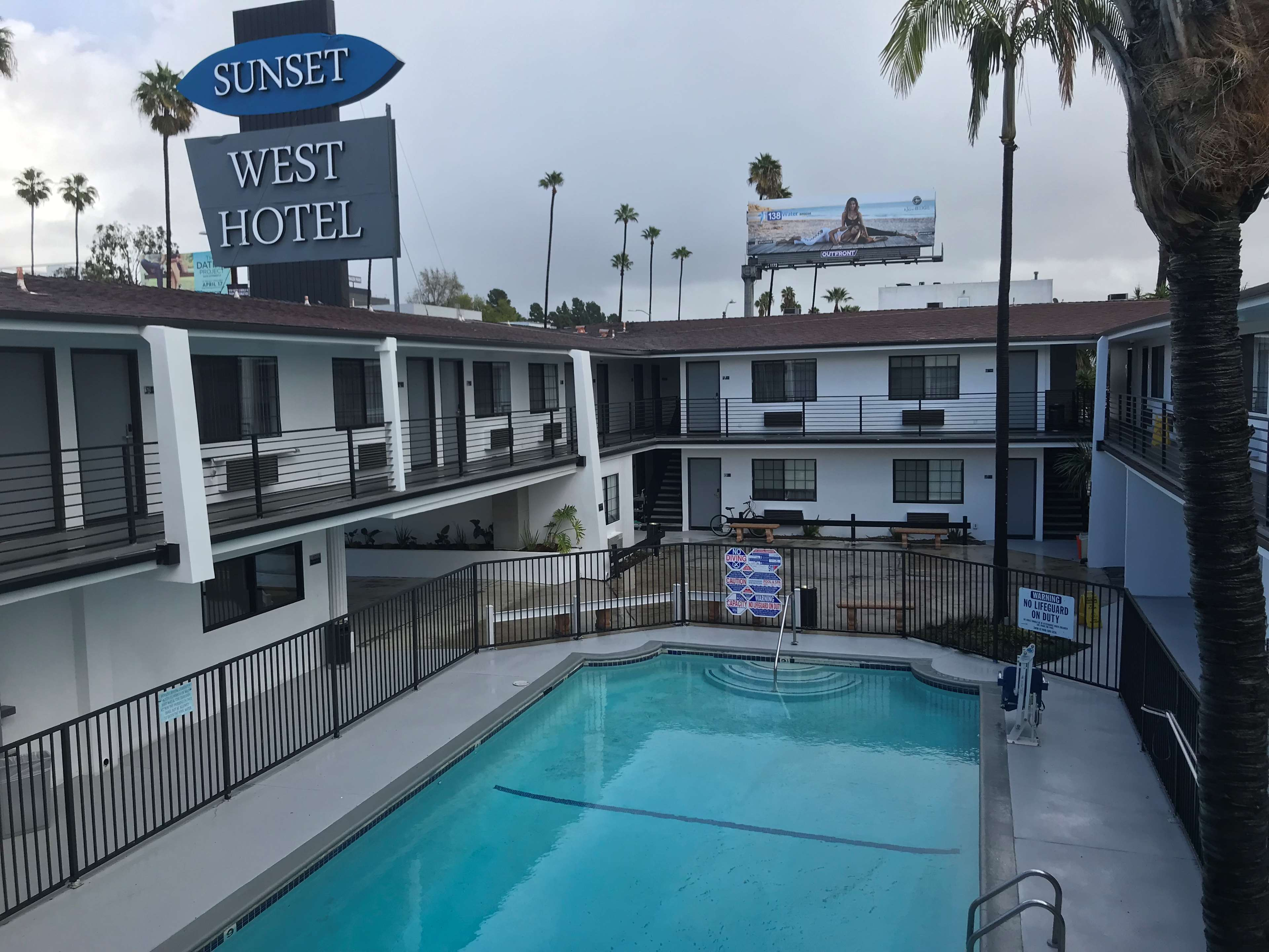 Sunset West Hotel, SureStay Collection By Best Western