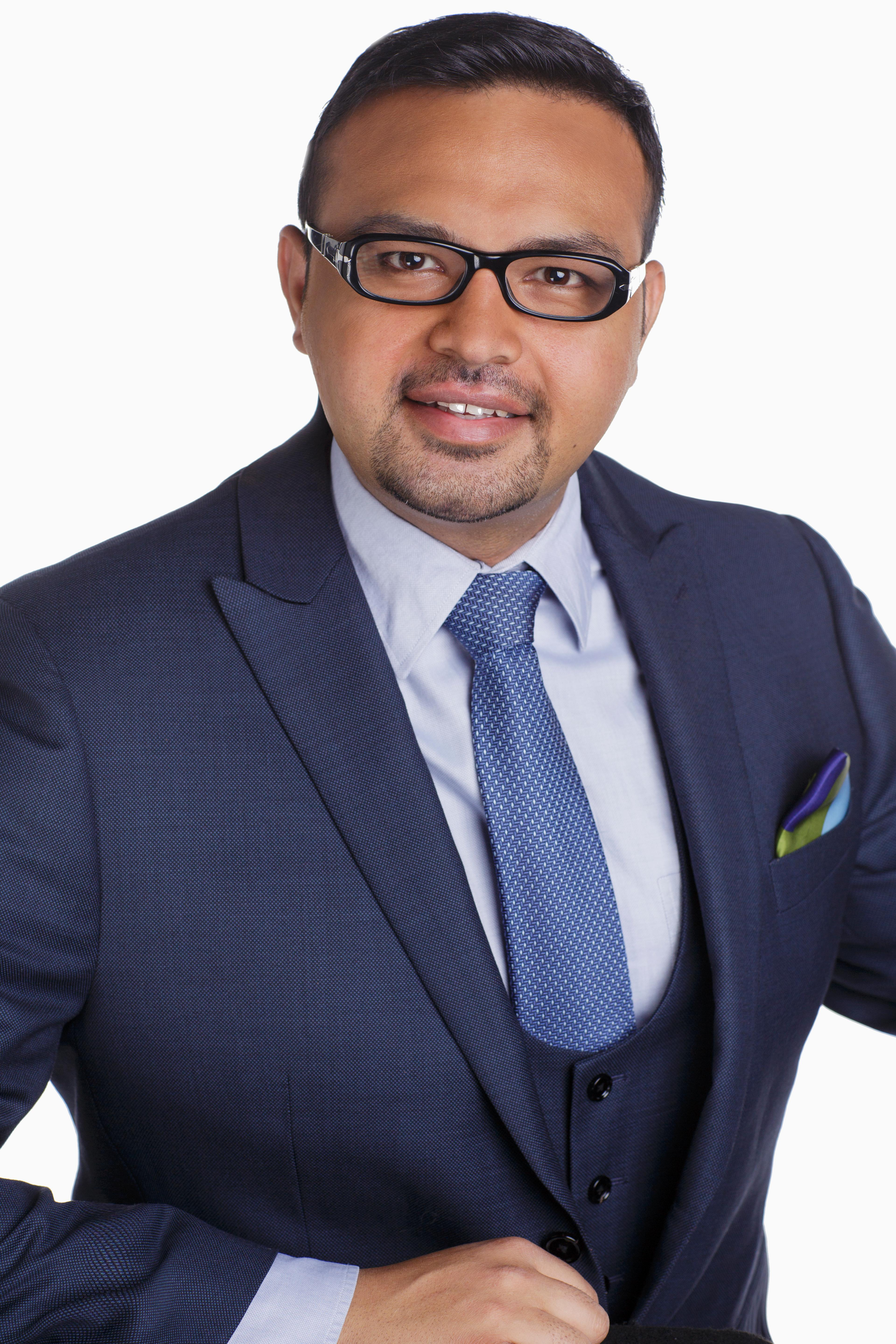 Danyal Syed with Douglas Elliman