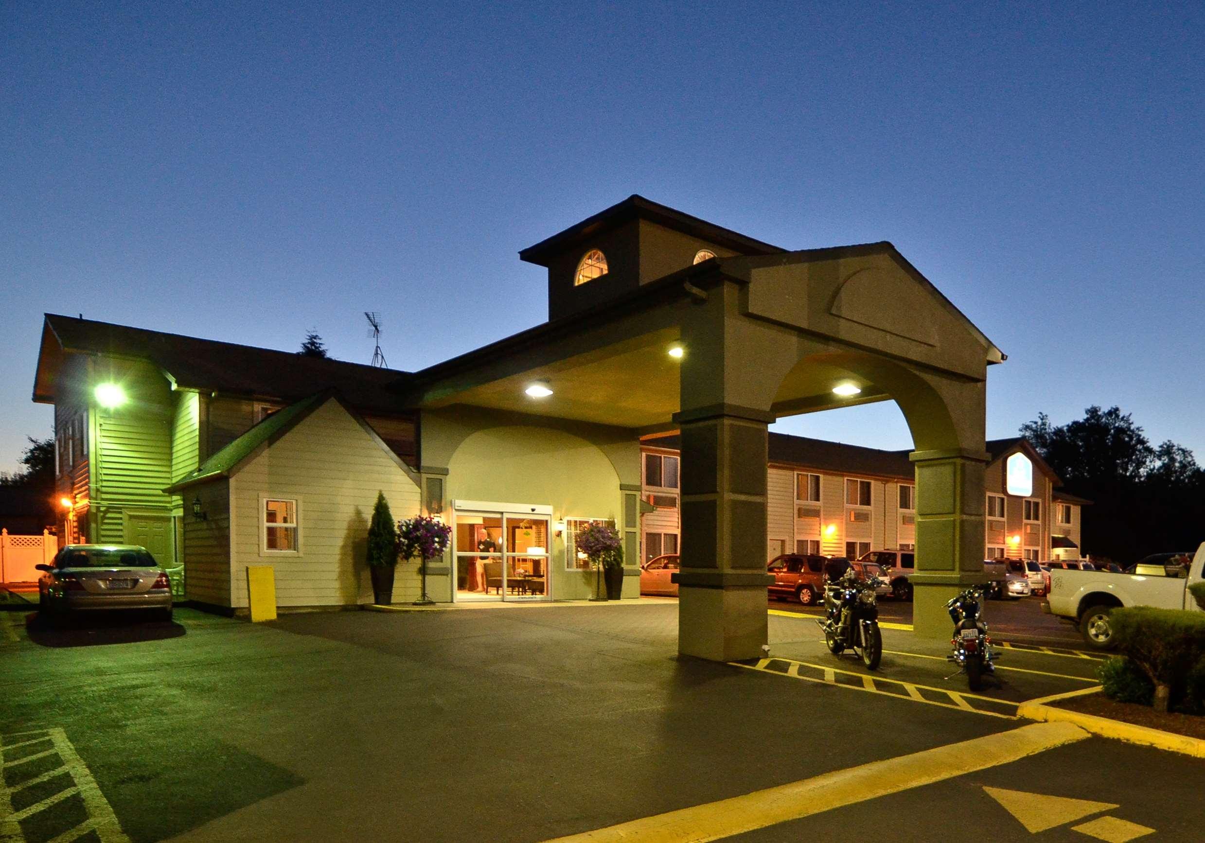 Junction City Oregon Hotels