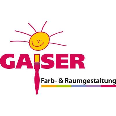 Farb- & Raumgestaltung Gaiser Inhaber: Hans-Peter Gaiser Logo