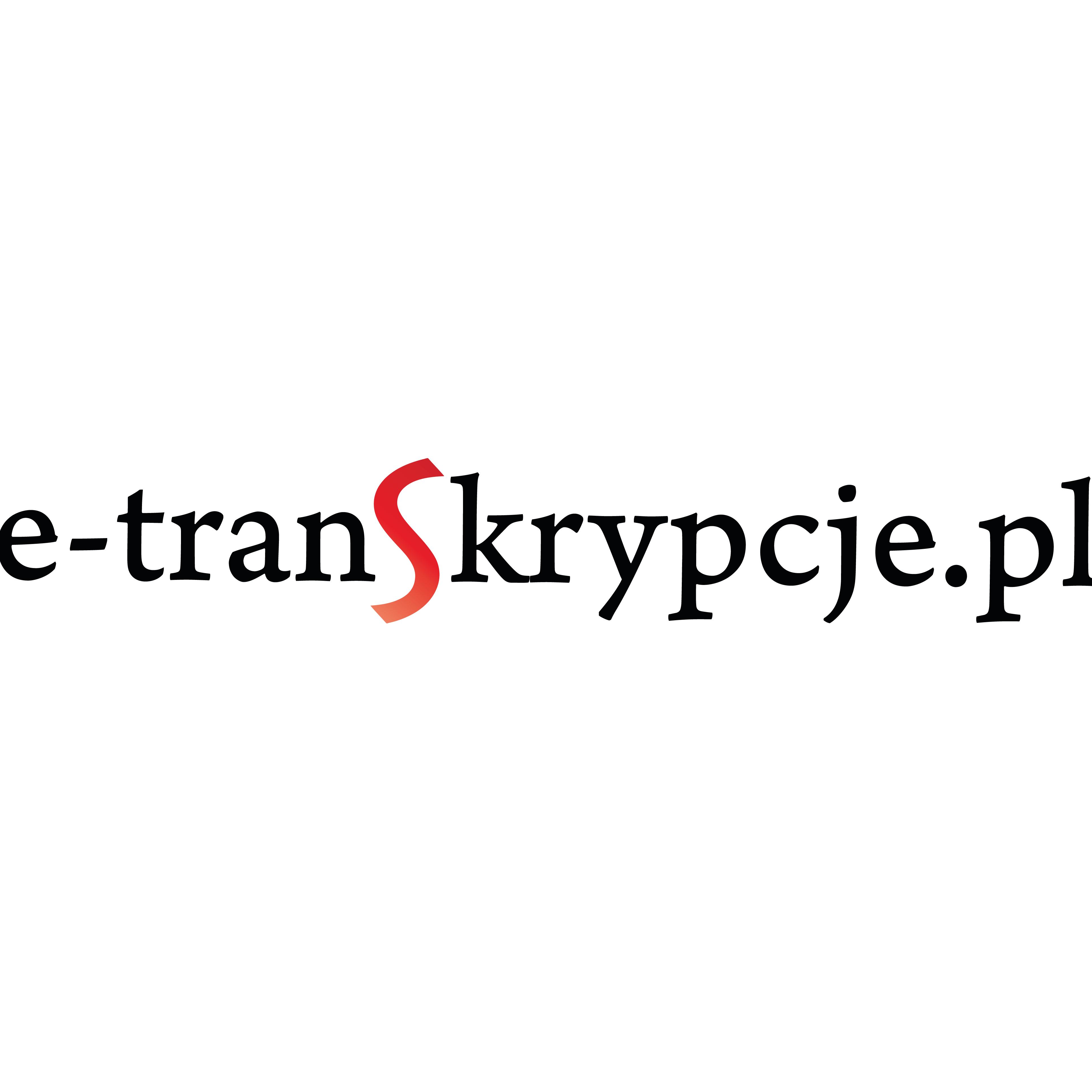 e-transkrypcje.pl