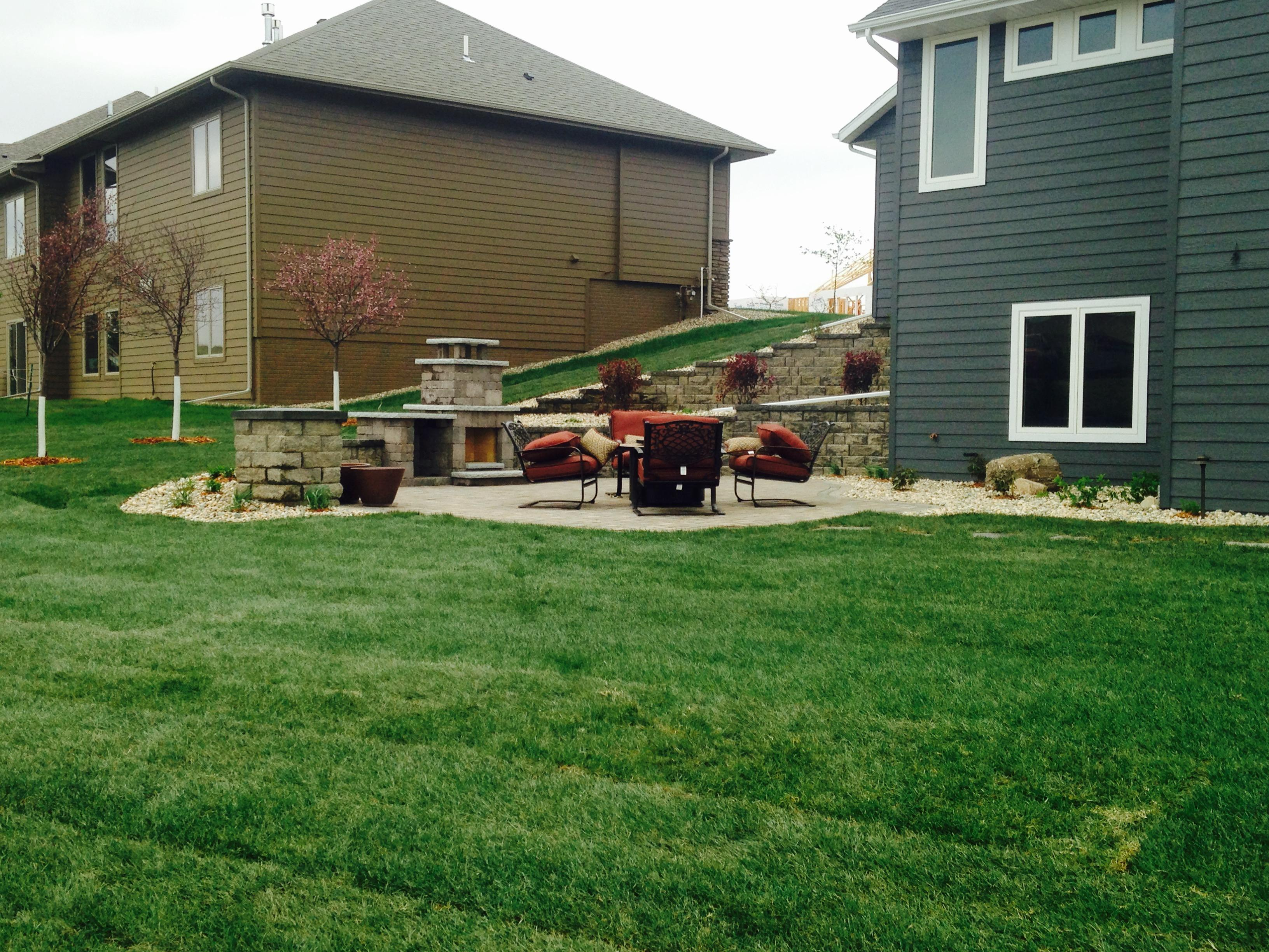 Impact landscape design in brandon sd 57005 for Sd garden designs