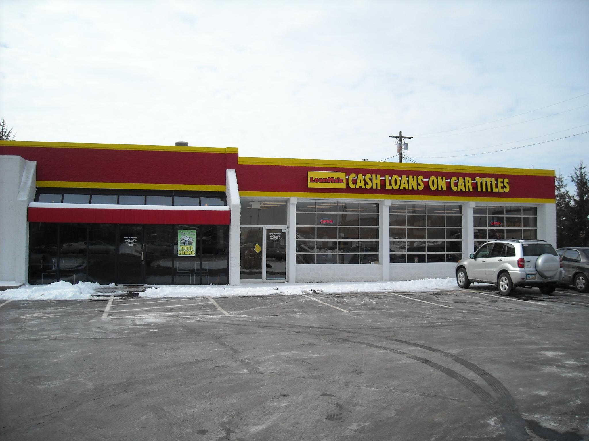 Vehicle Title Loans Near Me
